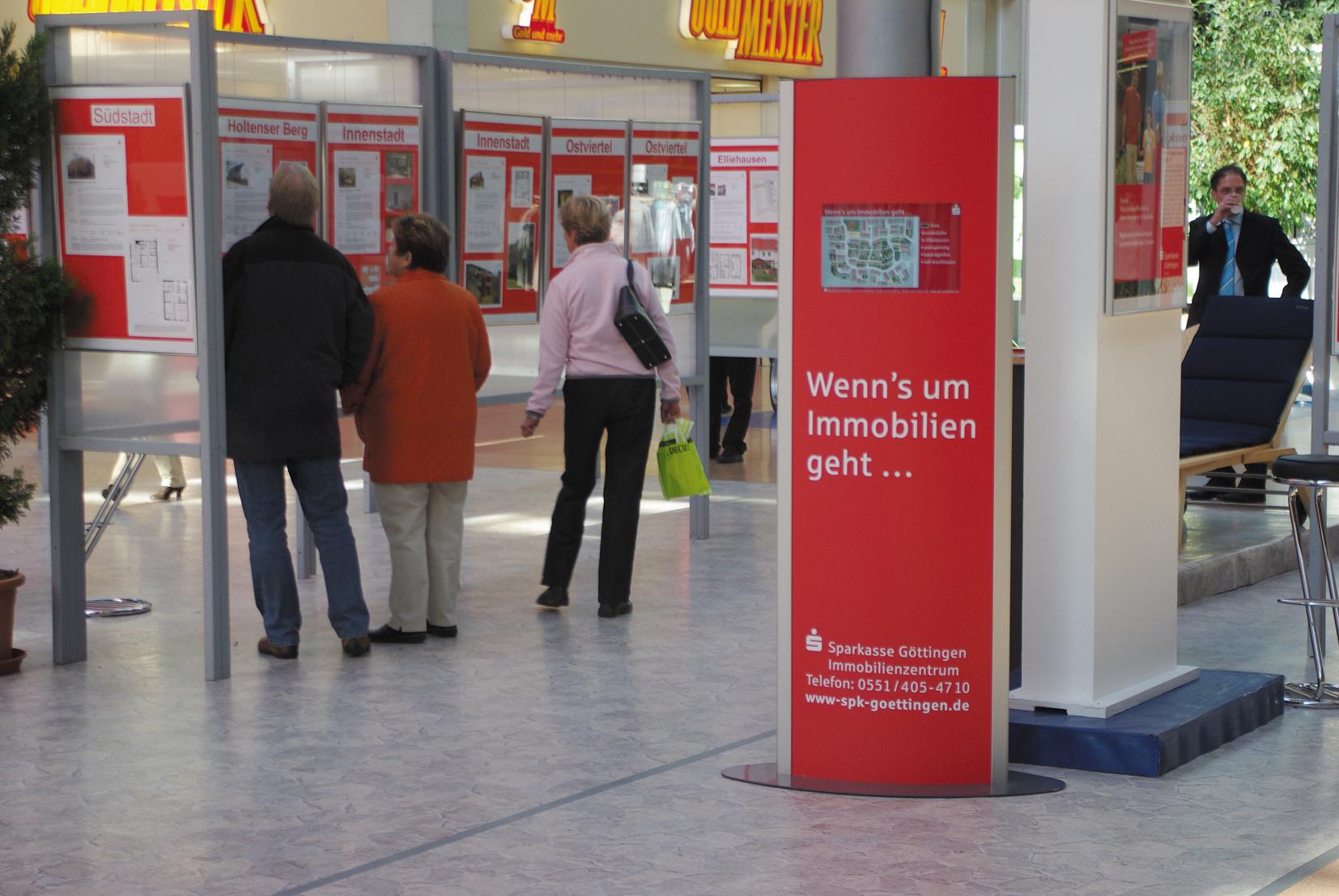 Ausstellung Sparkasse Lüneburg